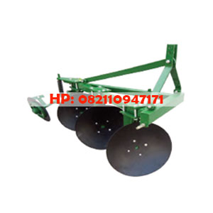 Implement Disc Plough