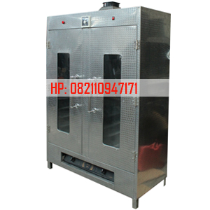 Mesin Oven Gas 20 Tray